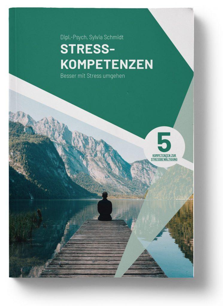 """Cover des Buchs """"Stresskompetenzen"""""""